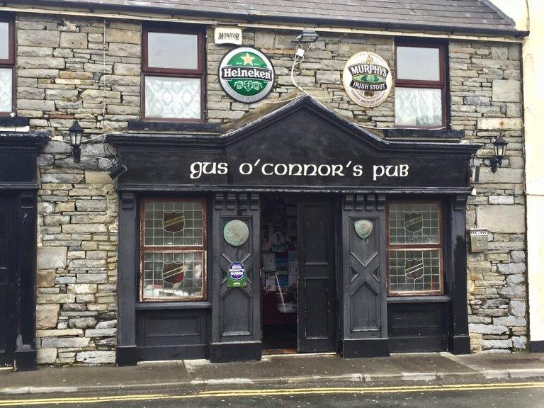 Gus O'Conner's Pub in Doolin