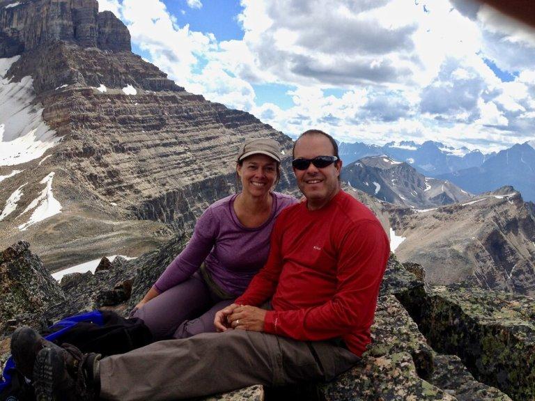 Hiking Banff National Park