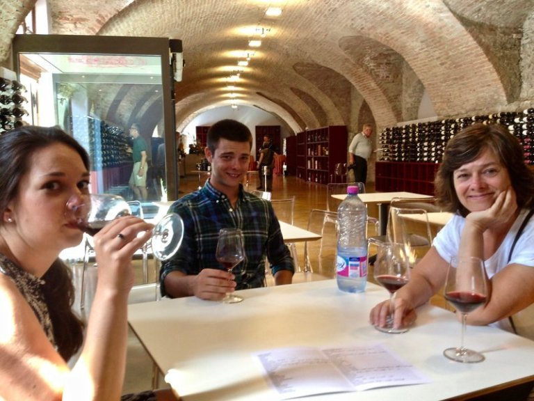A family tasting of the 2010 Barolo release