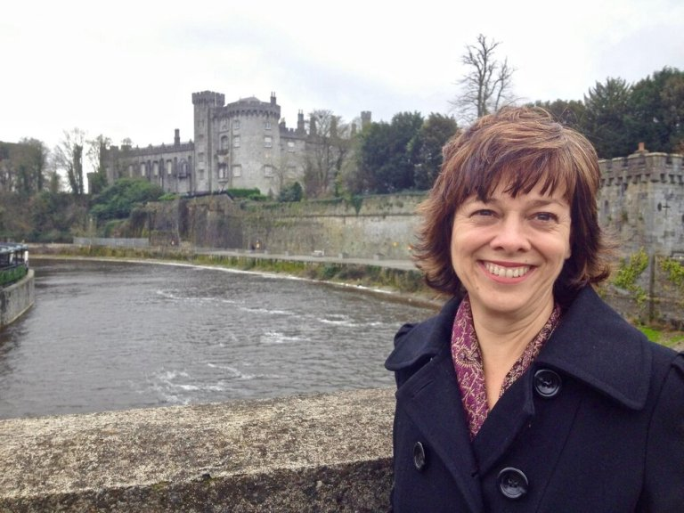 Kilkenny Castle on the River Nore