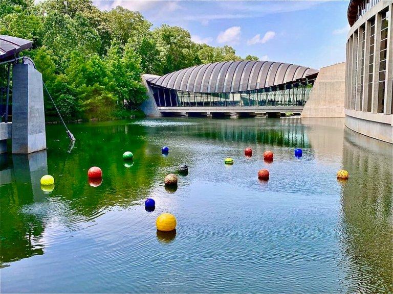 Crystal Bridges Museum of American Art, Bentonville, Arkansas