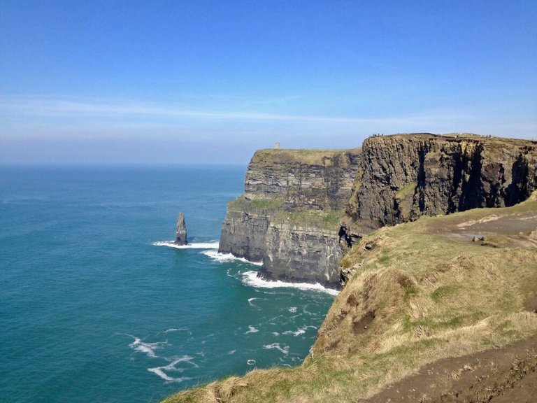 The captivating Cliffs of Moher