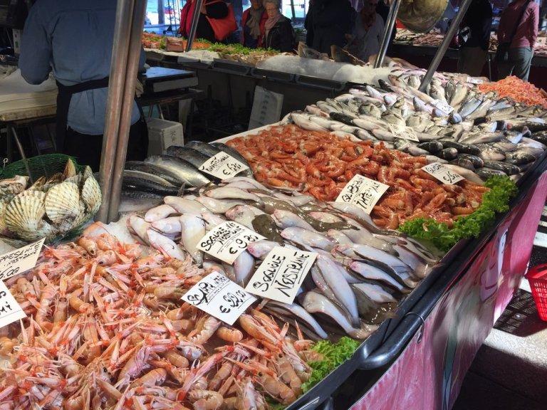 European fish market