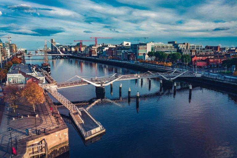 """""""In Dublin's fair city, where the girls are so pretty"""""""