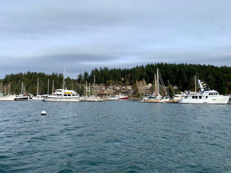 Deer Harbor, Orcas Island