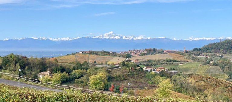 One of our favorite destinations, the Barolo Region in Piedmont, Italy